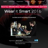 Wear It Smart 2016 : Stay tuned for 2nd edition