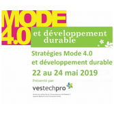 Training and Conferences | Fashion 4.0 strategies and sustainable development
