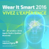 Wear It Smart 2016 : Consult the event's new website today!