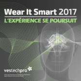 Vestechpro announces the Wear It Smart 2017 series of get-togethers
