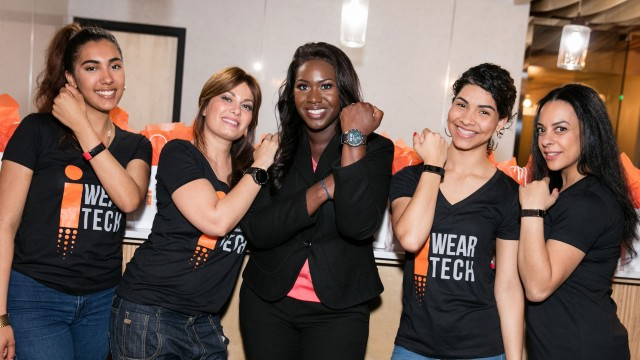 Wear It Smart at the official launch of Iweartech